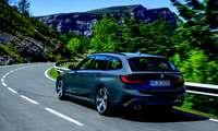 BMW 320D Touring im Test