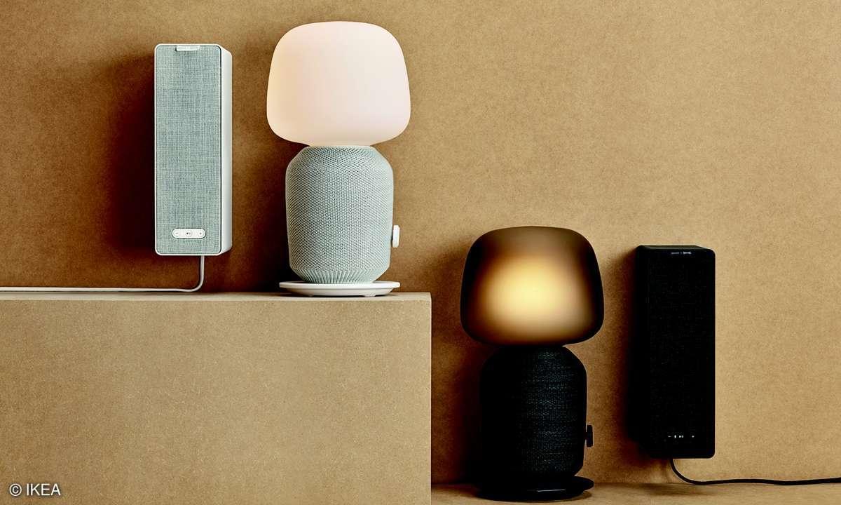 Heimvernetzung mit IKEA: Symfonisk WiFi-Speaker