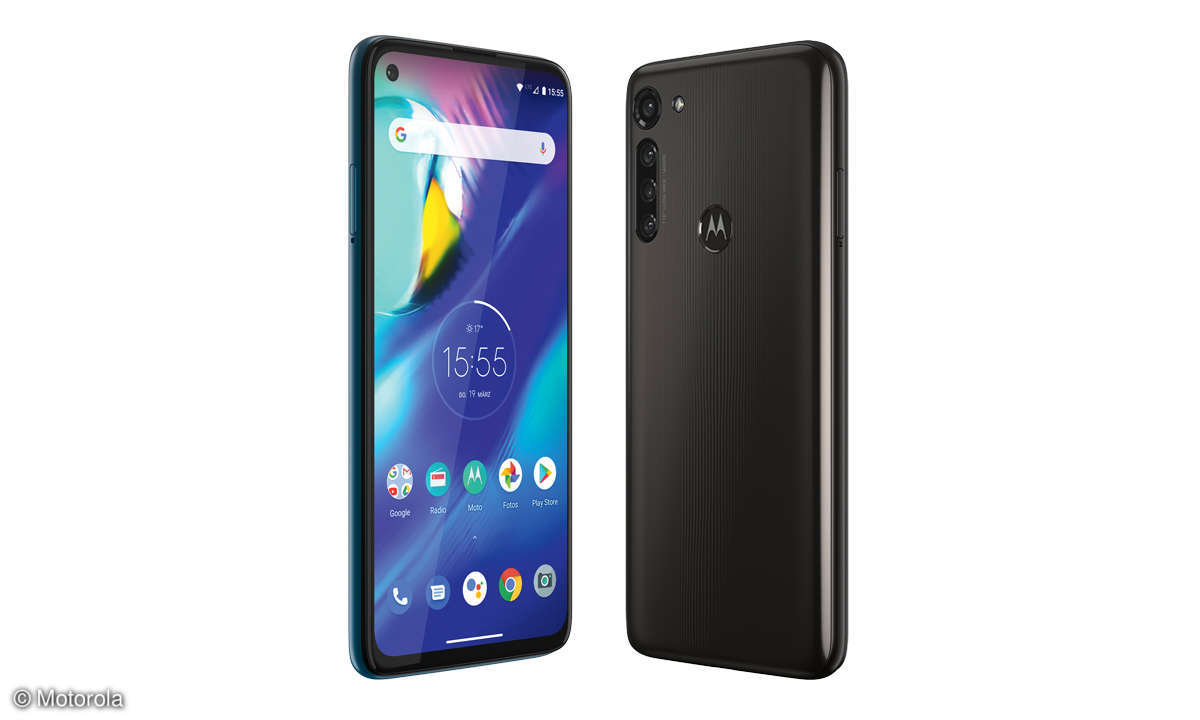 Motorola G8 Power im Test