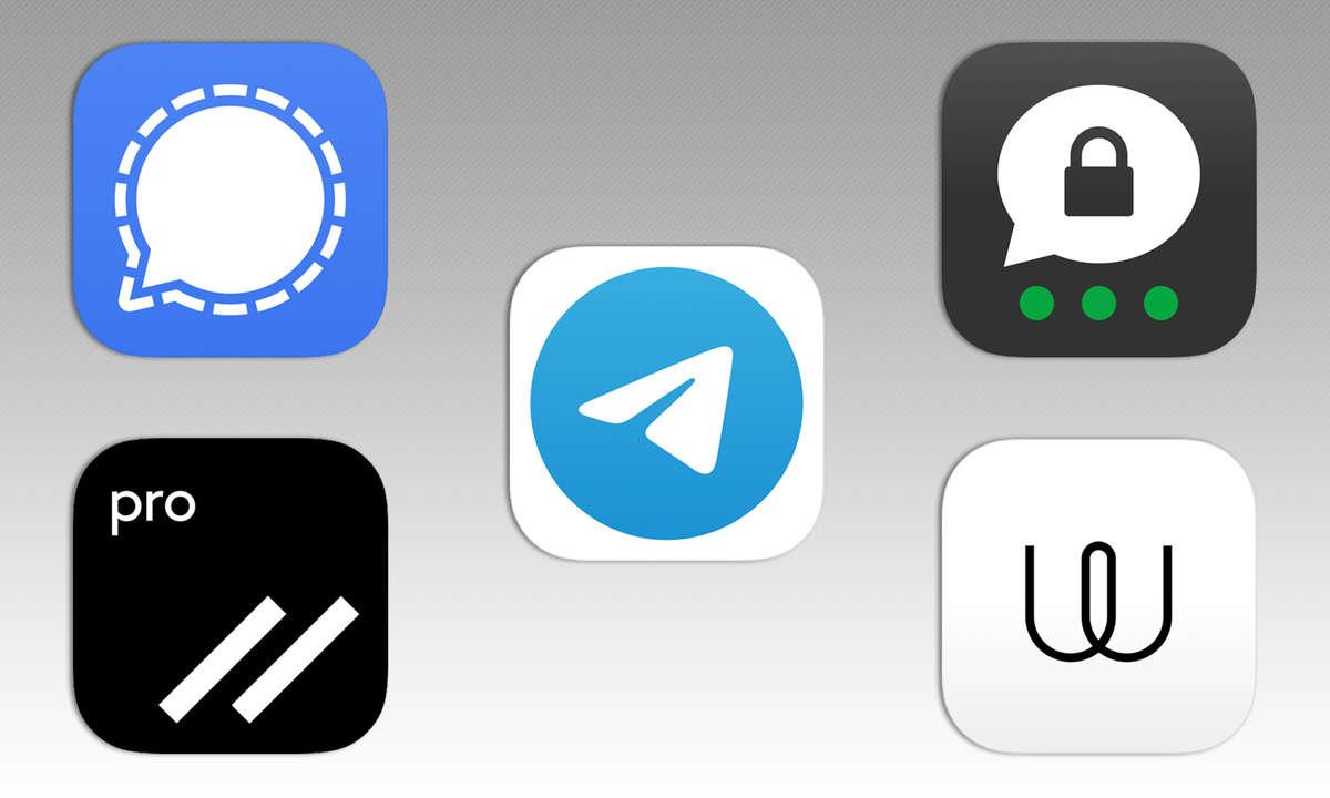 Messenger-Apps: WhatsApp-Alternativen