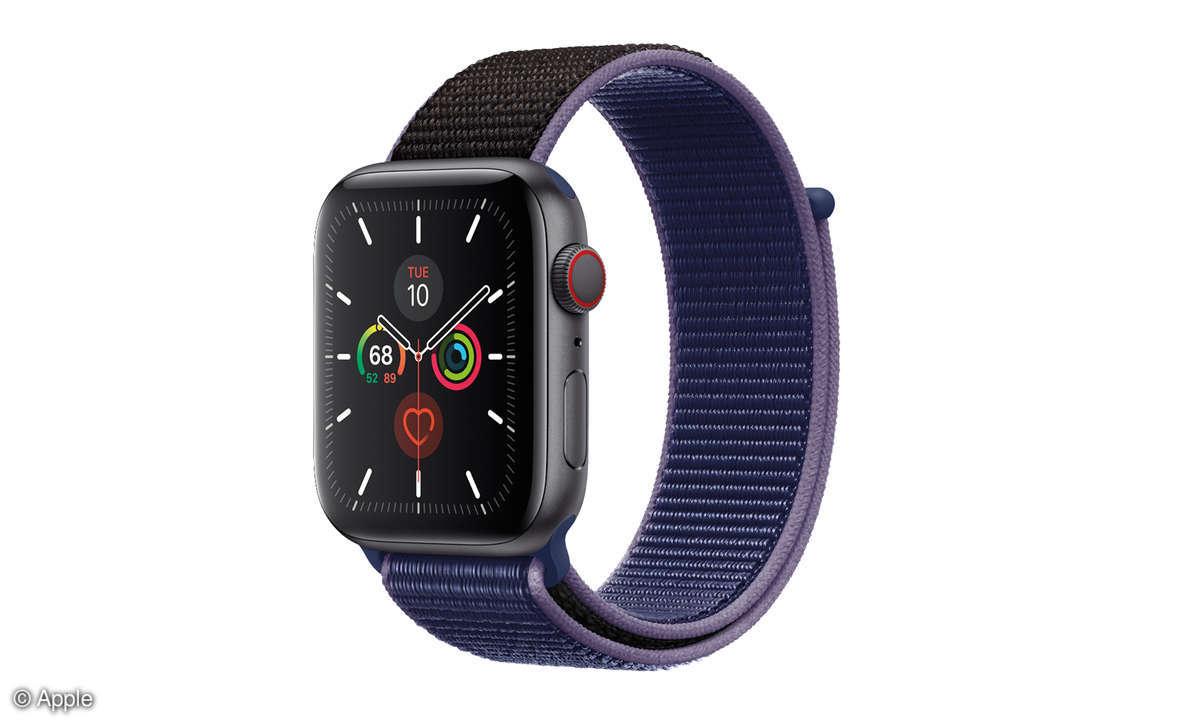 Reloj de manzana 5
