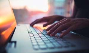 Shutterstock-Motiv Notebook