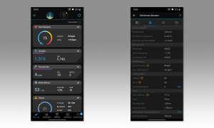 Screen Garmin Fenix 6 Pro