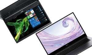 Acer Aspire 5 & Huawei Matebook D 14 im Vergleichstest