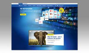 IPTV-Anbieter im Test: 1&1 HD-Fernsehen (Big Player) - Screenshot