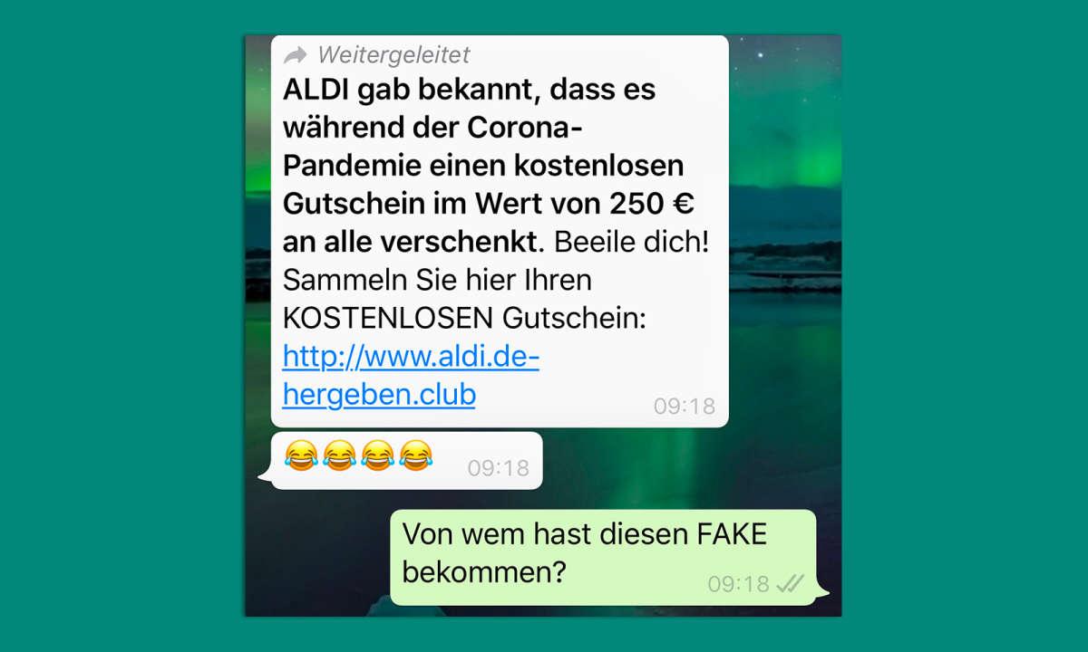 Kettenbrief whatsapp liebes Kettenbriefe WhatsApp