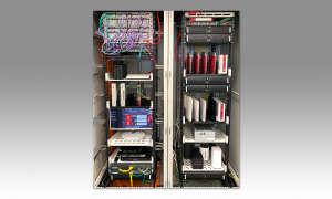 IPTV-Anbieter im Test: So haben wir getestet - Testsystem Rack