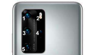 Huawei P40 Pro im Test - Kameras