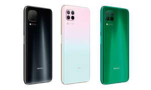 Huawei P40 Lite im Test - Farbvarianten