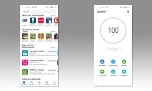 Huawei P40 Lite im Test - Screenshots