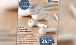 Aldi Prospekt True Wireless
