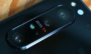 Sony Xperia 1 II mit Zeiss-Optiken