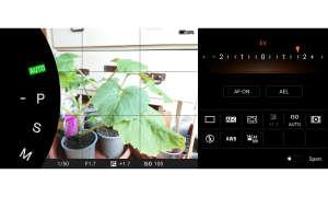 Sony Xperia 1 II mit Photo Pro App