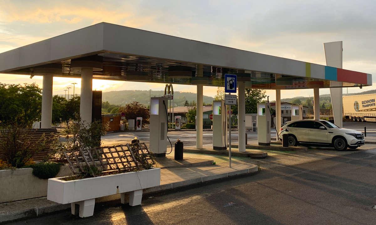 Ladenetztest 2020 - Service-Test-E-Mobilität