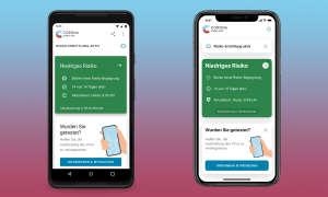 Corona-Warn-App Android iOS - Home
