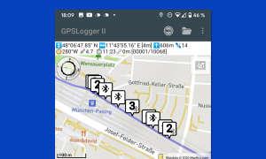 GPSLogger II