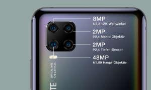 ZTE Axon 11 Kamerasystem