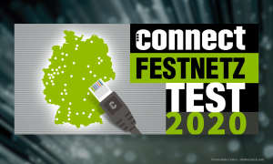Breitband- und Festnetz-Anbieter im Vergleichstest - connect Festnetztest 2020