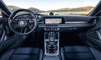 Porsche 911 Carrera S Cockpit