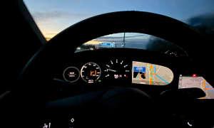 Porsche 911 Carrera Fahrerdisplay