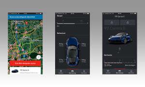 Porsche 911 Carrera Connect App