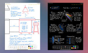 iPadOS 14 Pencil