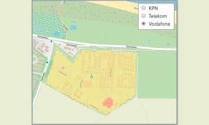 Mobilfunknetztest-Campingplätze: Niederlande - Ardoer Strandpark De Zeeuwse Kust