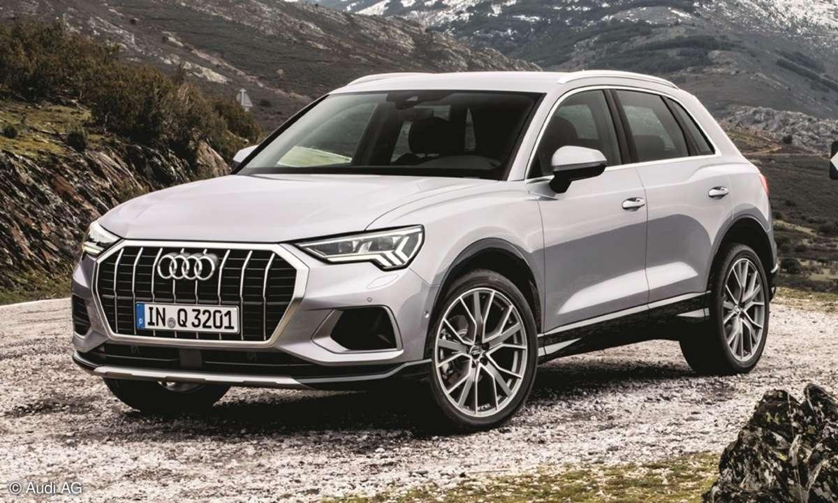 ADAC-Test Audi