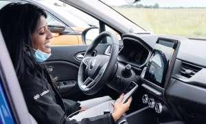 Smartphone-App gehört bei vielen Autos dazu