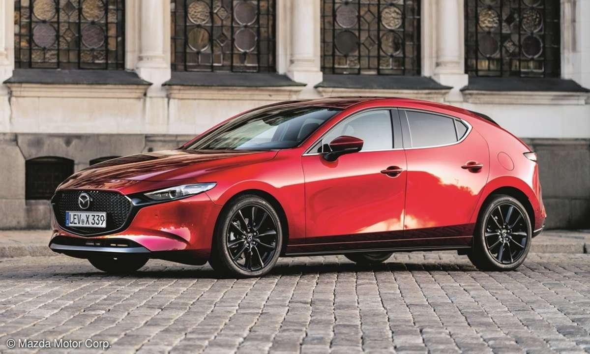 ADAC-Test Mazda