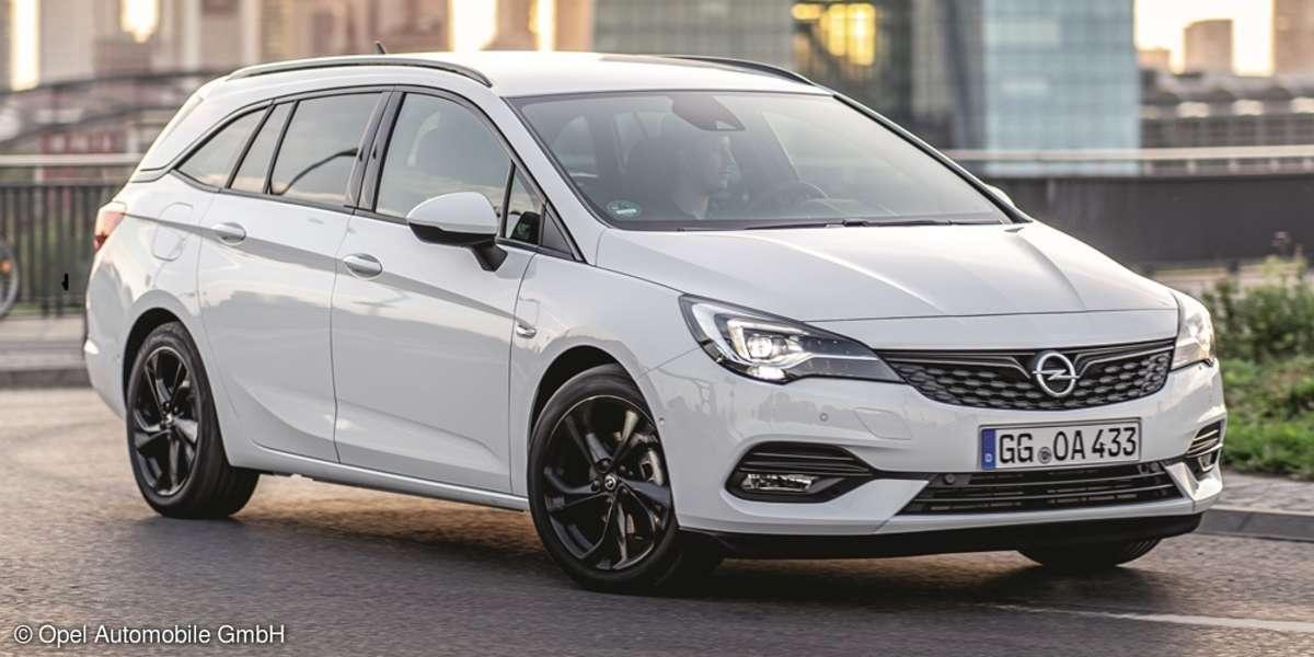 ADAC-Test Opel