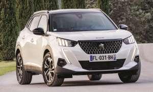 ADAC-Test Peugeot