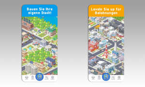 Pocket City iOS-App