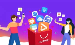 Huawei AppGallery Grafik