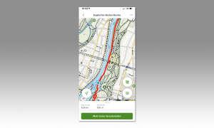 Outdoor-App: Alltrails