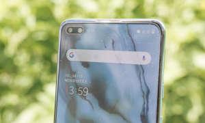 OnePlus Nord duale Frontkamera