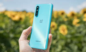 OnePlus Nord Blue Marbel