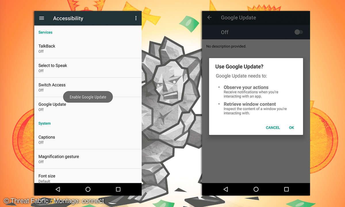 Android-Malware BlackRock