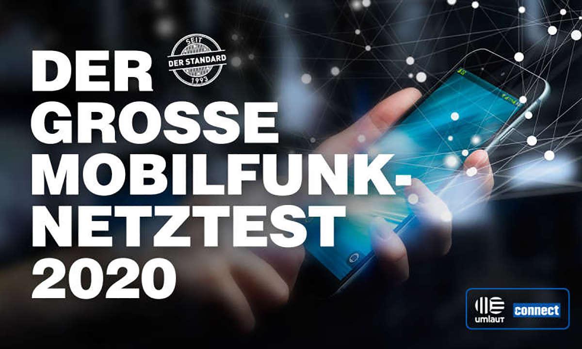 Mobilfunk Netztest 2020