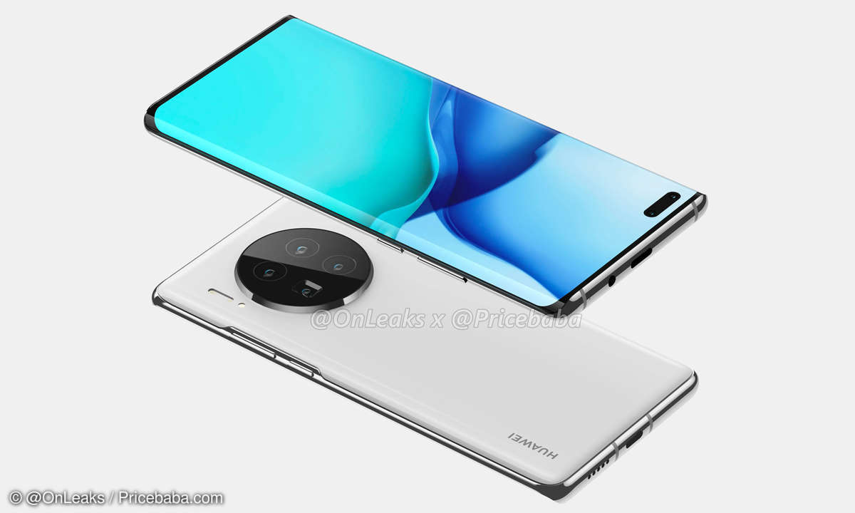 Huawei Mate 40 Pro Leak