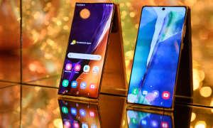 Galaxy Note 20 Ultra und Galaxy Note 20