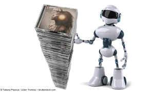 Audio Rip Robot: CD-Ripper für jeden