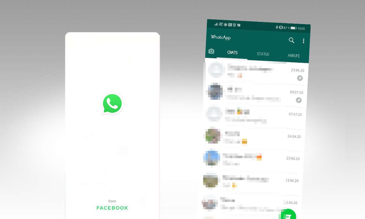 Whatsapp 2 Geräte