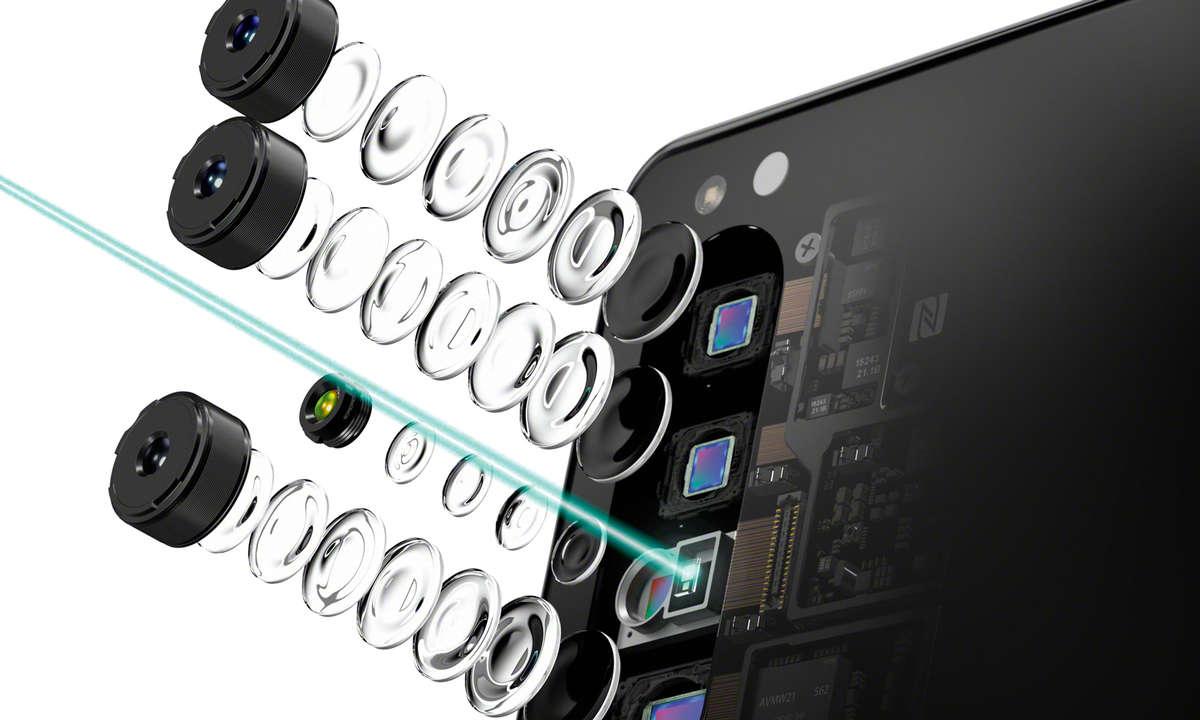 Sony Xperia 1 II Kamera