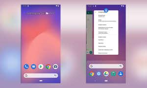 Android App-Übersicht