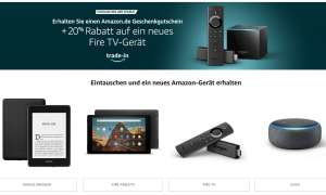 Amazon: Trade-In-Programm