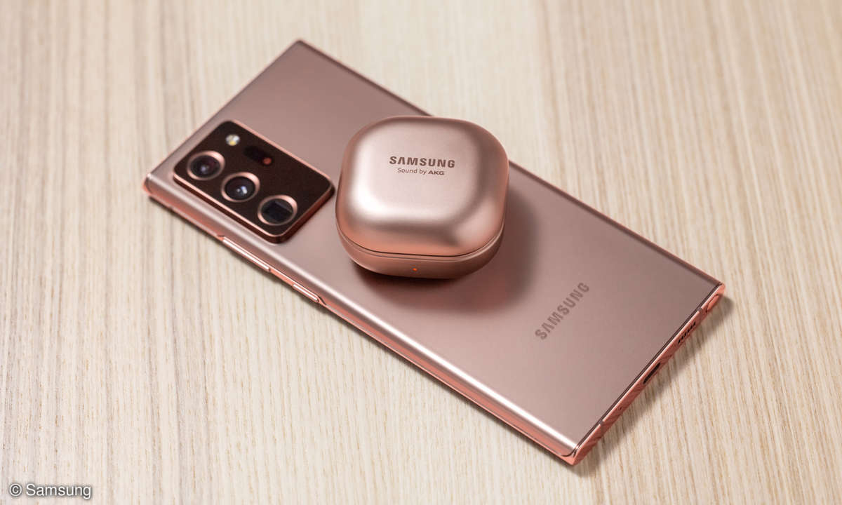 Samsung Galaxy Note 20 Ultra powershare