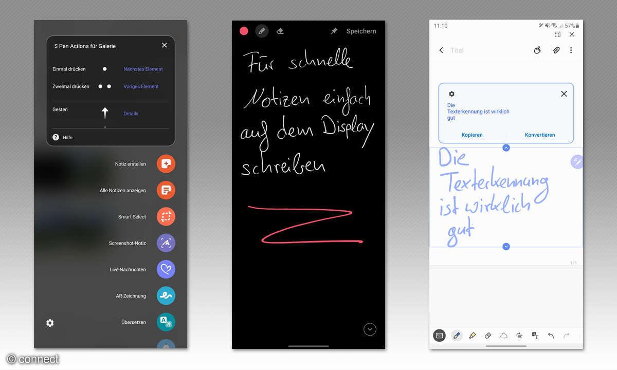 Samsung Galaxy Note 20 Ultra Screens