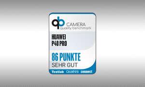 Testsiegel camera quality benchmark Huawei P40 Pro