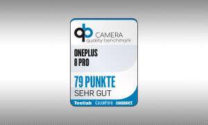 Testsiegel camera quality benchmark Oneplus 8 Pro